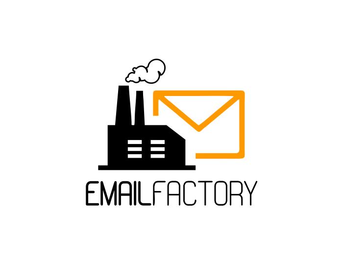 Логотип Фабрика писем